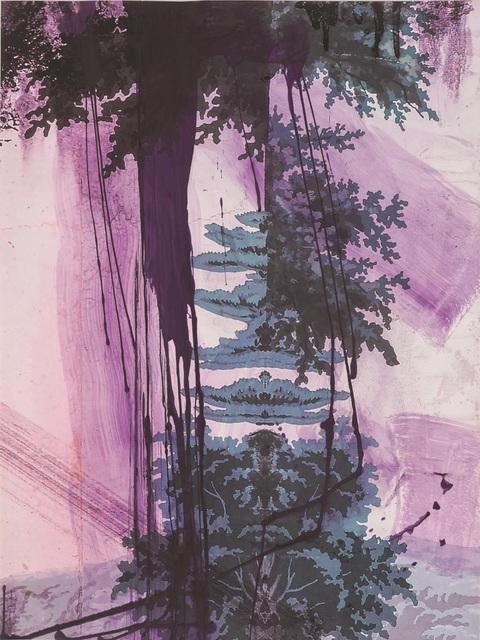 , 'Walt Whitman IV (Air),' 2016, Geuer & Geuer Art