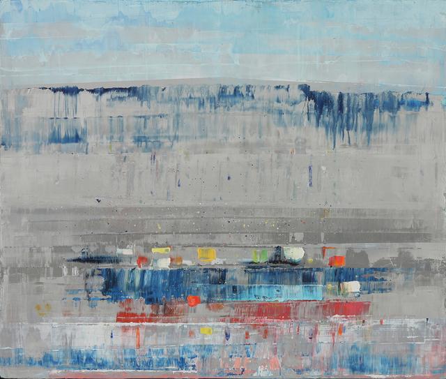 , 'Silver Heyday,' 2017, Patricia Rovzar Gallery