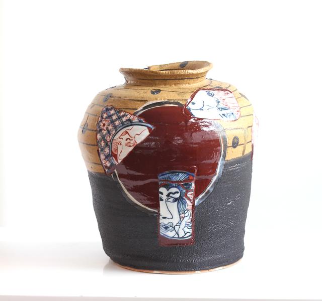 , 'Yobitsugi Style Vase #4,' 2018, Masterworks Gallery