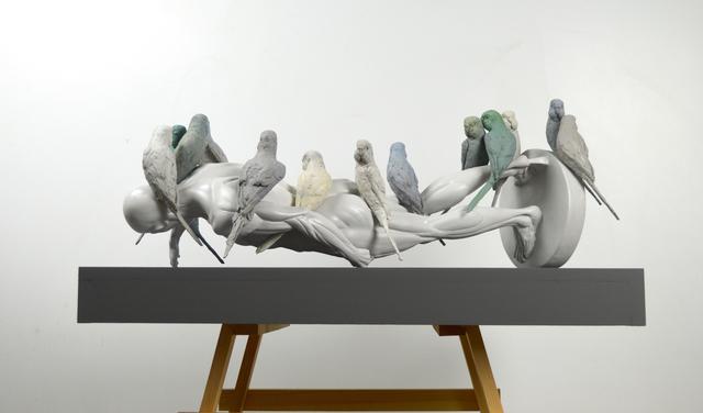 Nicholas Crombach, 'Survival OF The Fittest', 2016, Art Mûr