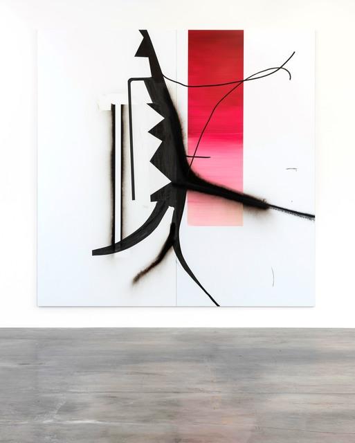 , 'Untitled (Tree 70),' 2016, Kunstverein Reutlingen