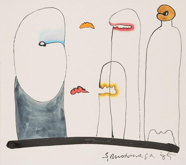 , 'Work,' 1985, De Primi Fine Art