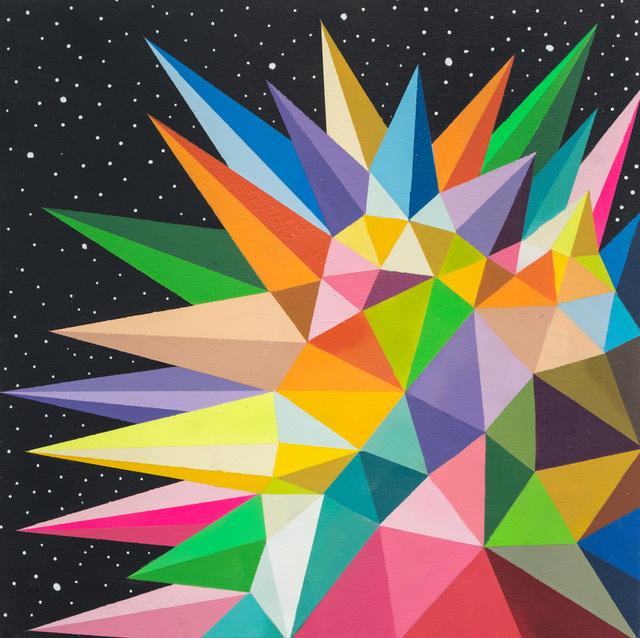 Okuda San Miguel, 'Mutations 4', 2016, Underdogs Gallery