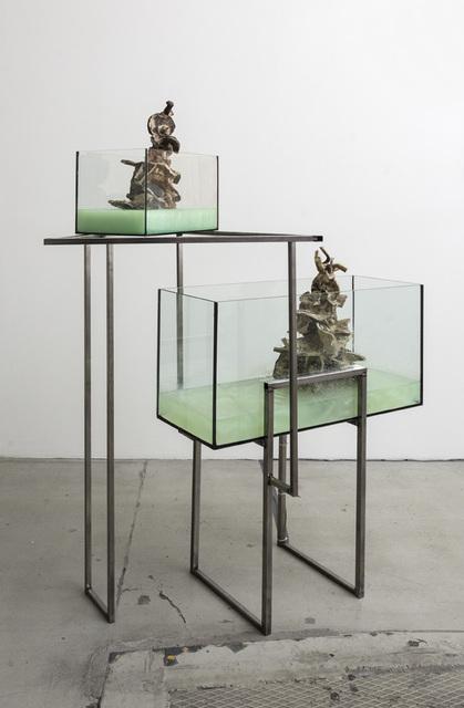 , 'Amrita,' 2014, Galleri Nicolai Wallner