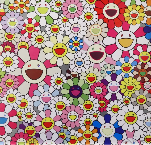 , 'Flowers Blooming in this world and 8 other works,' , Eternity Gallery