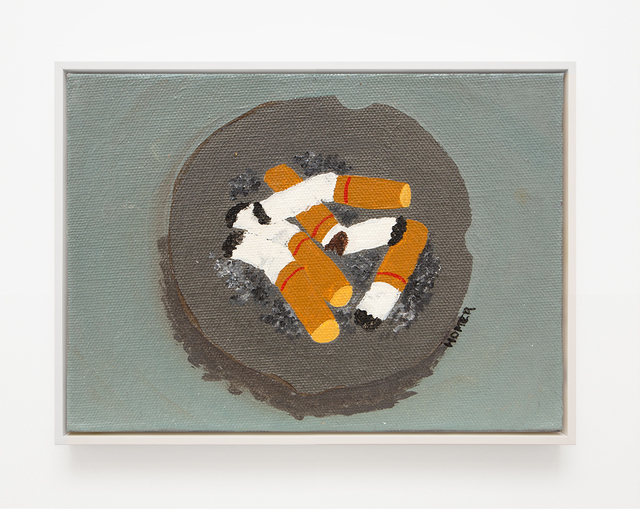 , 'Butts #7,' 2004, VARIOUS SMALL FIRES