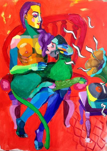 , 'Claro de luna,' 2016, ArteMorfosis - Galería de Arte Cubano