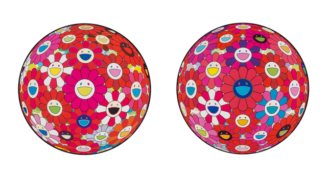 Takashi Murakami, 'Comprehending the 51st Dimension and Hey! Do You Feel What I Feel? (two works)', 2014, Heritage Auctions