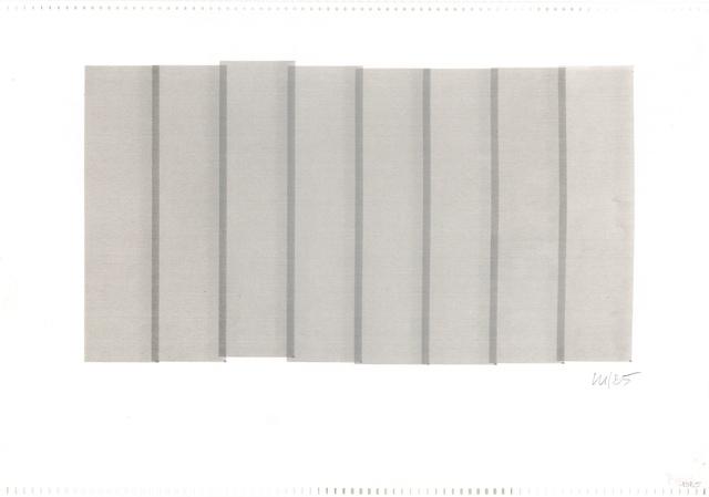 Vera Molnar, '8 Colonnes', 1985, DAM Gallery