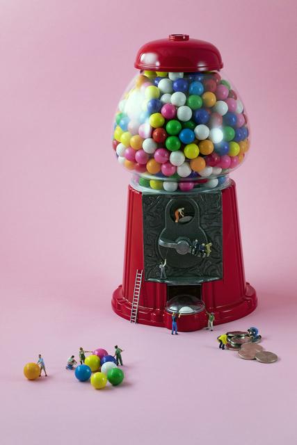 , 'Gumdrop Harvesters,' 2018, Winston Wächter Fine Art