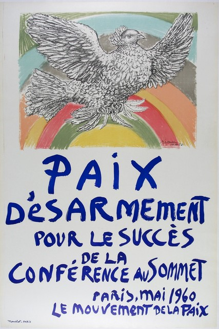 Pablo Picasso, 'Paix D'esarmement', 1960, michael lisi / contemporary art