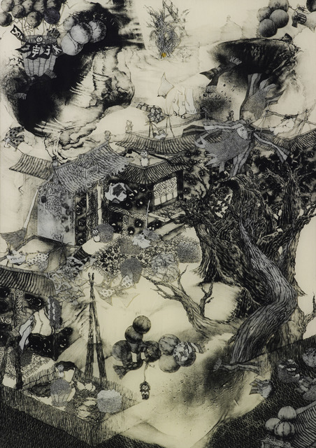 Oh-Shin Kwon, 'Time No. 1302', 2013, Gallery LVS
