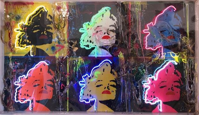 , 'Marilyn x 6,' , SimonBart Gallery