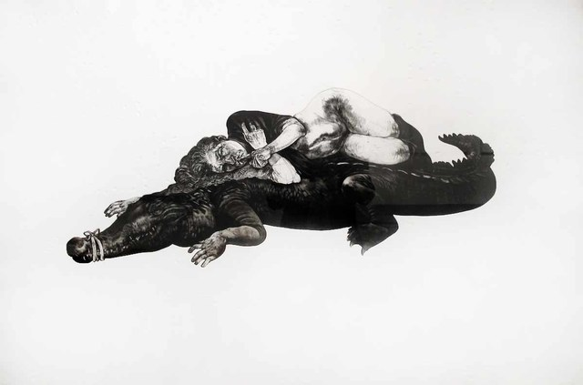 , 'Let Sleeping Crocs Lie,' 2012, David Krut Projects