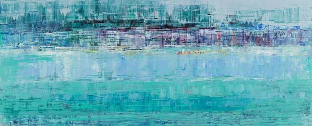 , 'Lavender's Green,' 2017, Sue Greenwood Fine Art