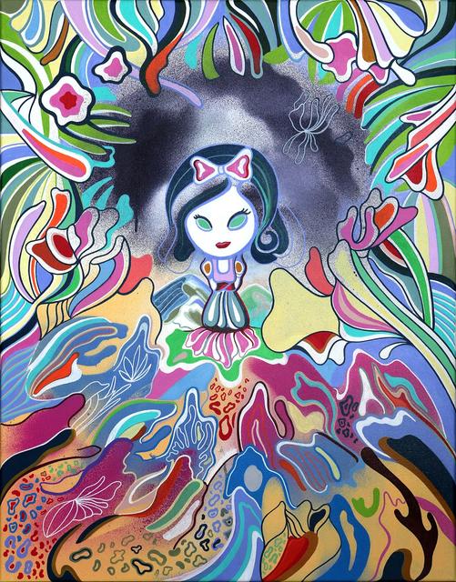 , 'White Snow In Wonderland,' 2017, Addicted Art Gallery