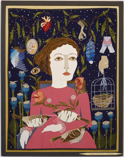 , 'The Bird Healer,' 2015, Antieau Gallery