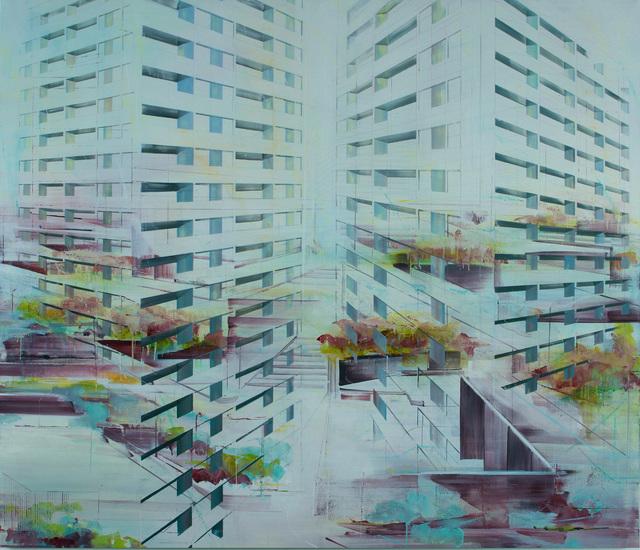 , 'Vice-versa,' 2016, Caroline Pagès Gallery