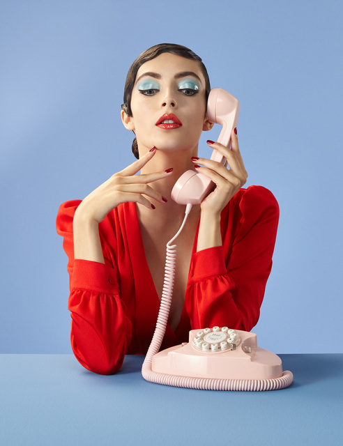 , 'LOVE ON THE TELEPHONE I,' , Alter Gallery | Studio