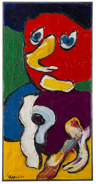 Karel Appel, 'Untitled (Chelsea People Series)', 1971, Il Ponte