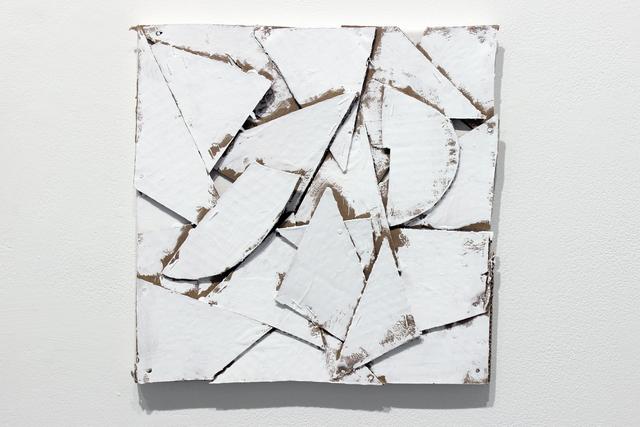 , 'White Pastry,' 2016, Josée Bienvenu