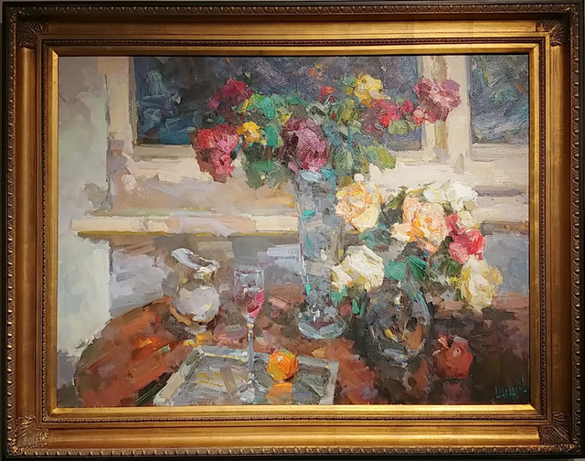 , 'Evening Roses,' 2018, Masters Gallery