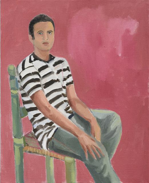 , 'Sammy,' 2017, Lora Schlesinger Gallery