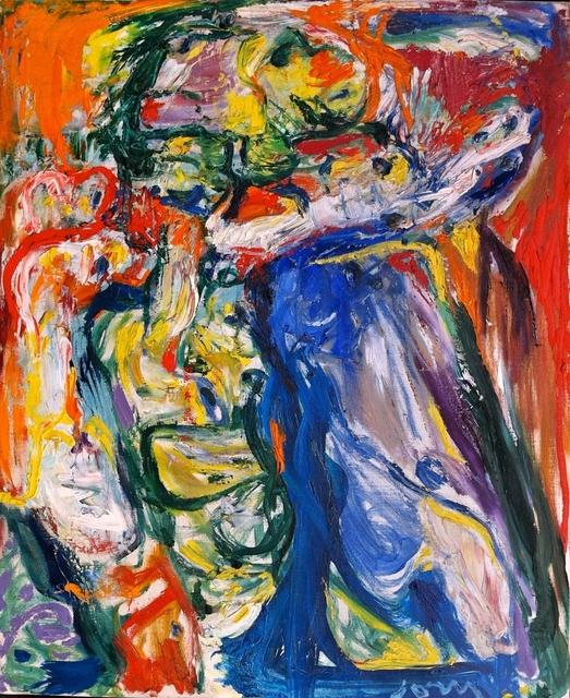 , 'Delta,' 1966, DIE GALERIE