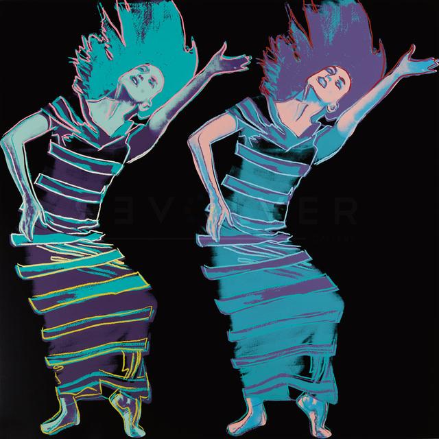 Andy Warhol, 'Satyric Festival Song (FS II.387)', 1986, Revolver Gallery