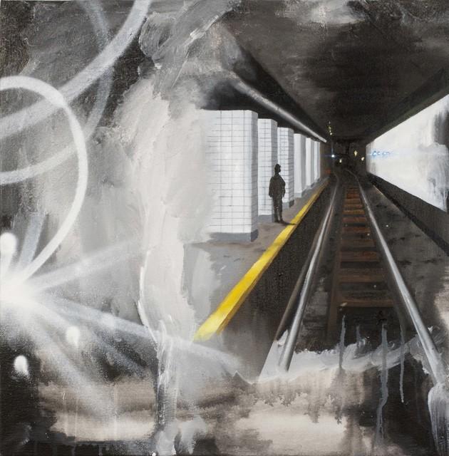 , 'Underground Entrance,' 2011, Childs Gallery