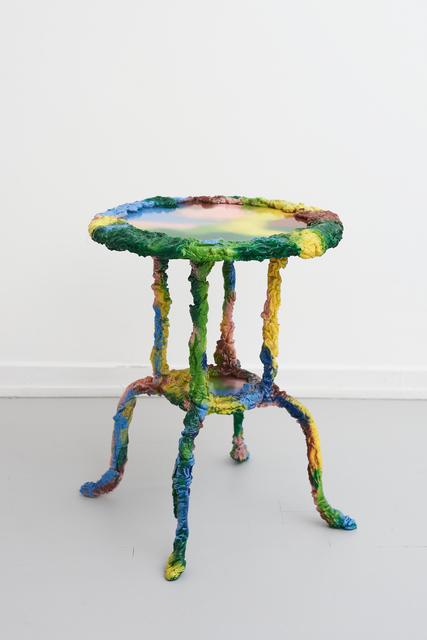 Filip Berg, 'Rainbow', 2020, Design/Decorative Art, Metal, foam, lacquer, Etage Projects