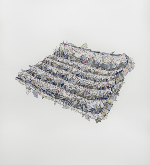 , 'D-2,' 2014, Zilberman Gallery