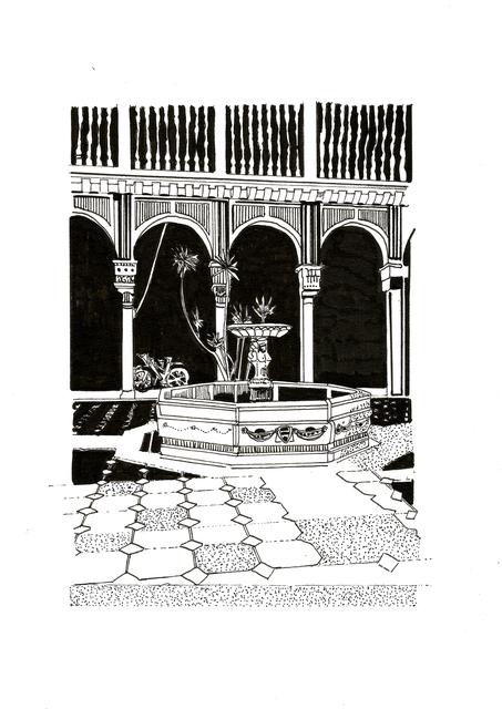 , 'Souvenirs de Séville #4,' 2019, L'Atelier 21