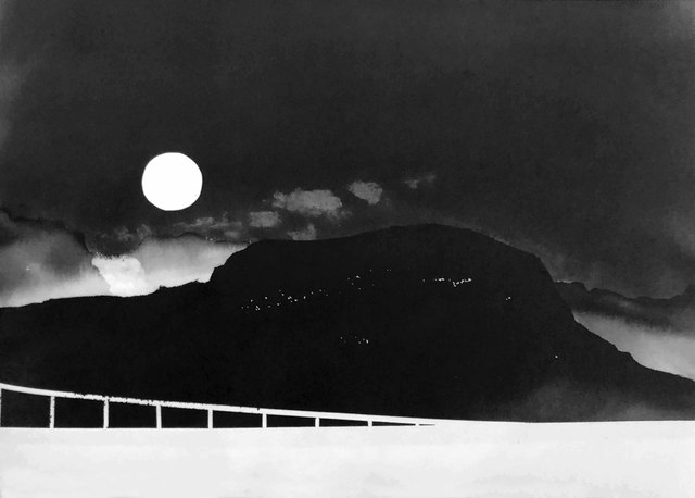 , 'Coal Pile near the Ohio River (from 100 Views Along the Road),' 1983, Bruce Silverstein Gallery