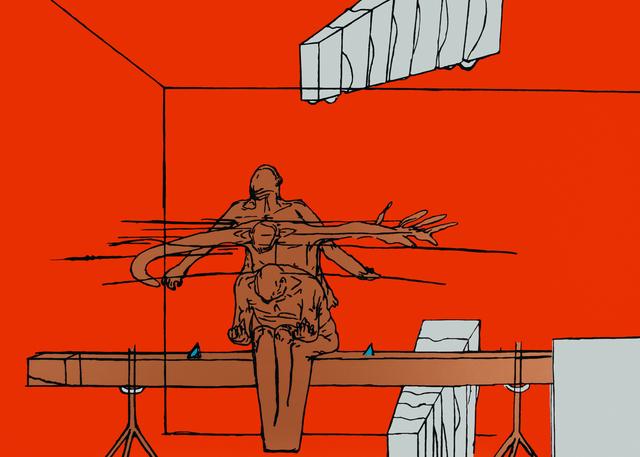 , 'Einrichtung,' 2003, Galerie Elisabeth & Klaus Thoman
