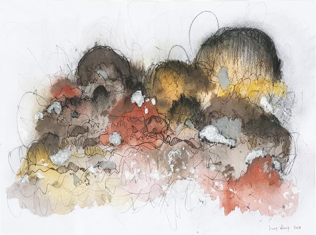 , 'Fall 2,' 2018, Jen Mauldin Gallery