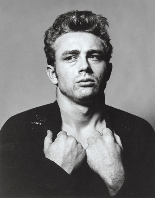 , 'James Dean (from the Torn Sweater series),' 1954, Holden Luntz Gallery