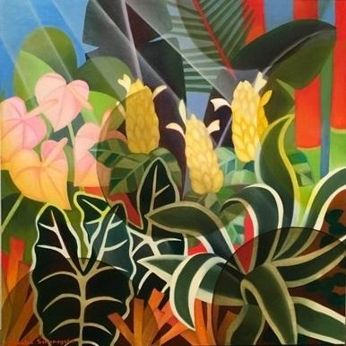 , 'My Garden,' 2019, Grosvenor Gallery