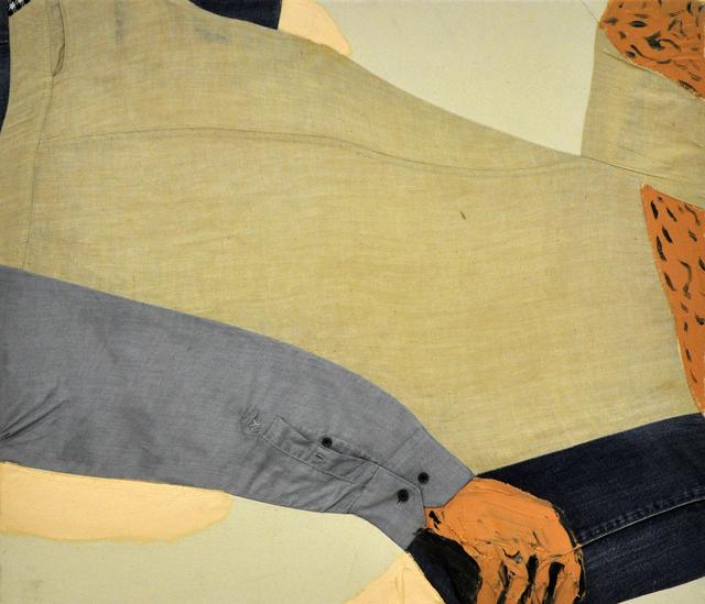 , 'Rangel,' 2014, Galerie Mikael Andersen