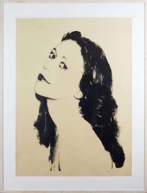 Andy Warhol, 'Iran Princess', 1979, Rudolf Budja Gallery