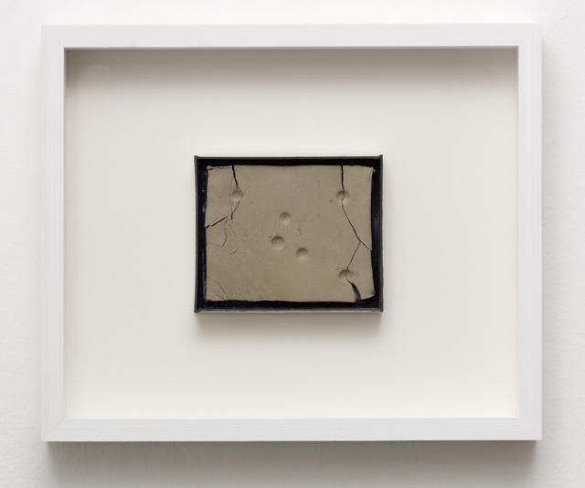 , 'Nullets oprindelse (The origin of zero),' 2018, Marie Kirkegaard Gallery
