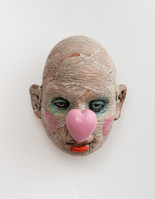 , 'Large Head, Pink Heart Nose,' , Eutectic Gallery