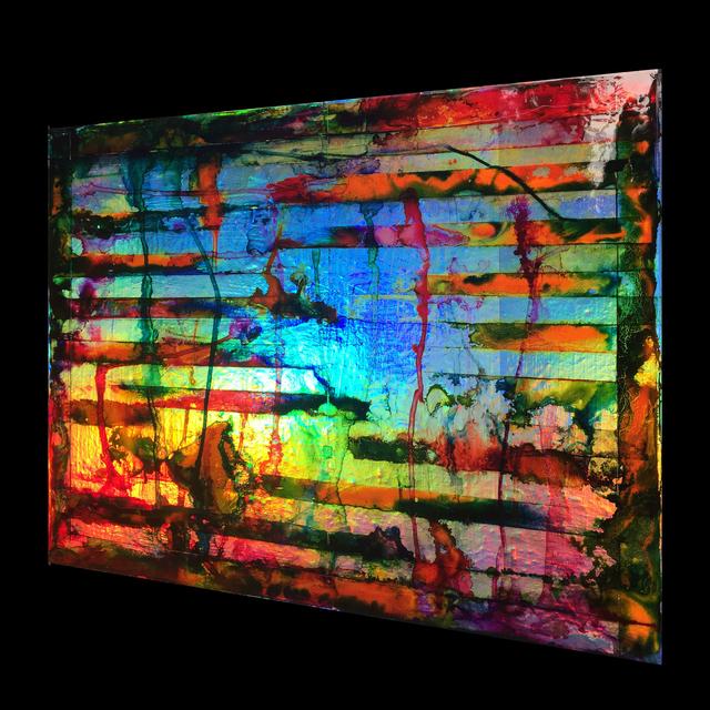 , 'Untitled (Acid Flag I),' 2017, ArtHelix Gallery