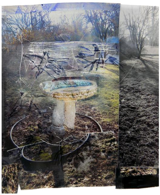 , 'Untitled (Birdbath),' 2018, Ricco/Maresca Gallery