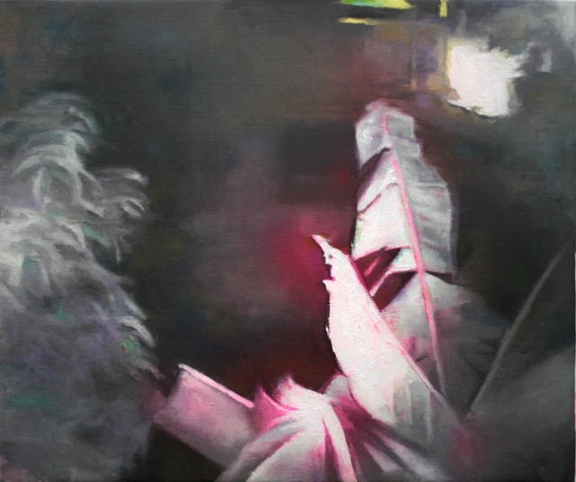 María Carbonell Foulquié, 'The Pink Shine', 2016, T20