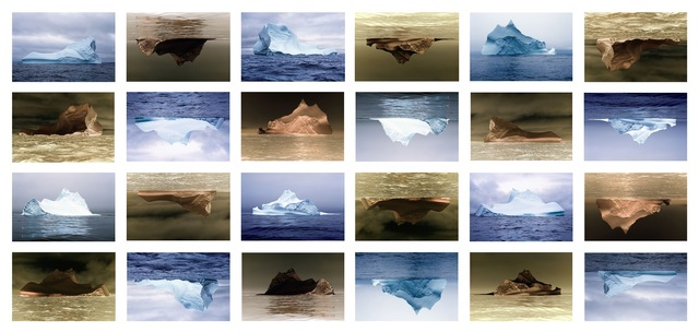 , 'A Single Iceberg,' 2007-2015, Christopher Grimes Projects
