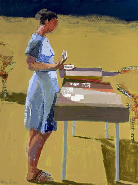 , 'Tiles,' 2018, Sue Greenwood Fine Art