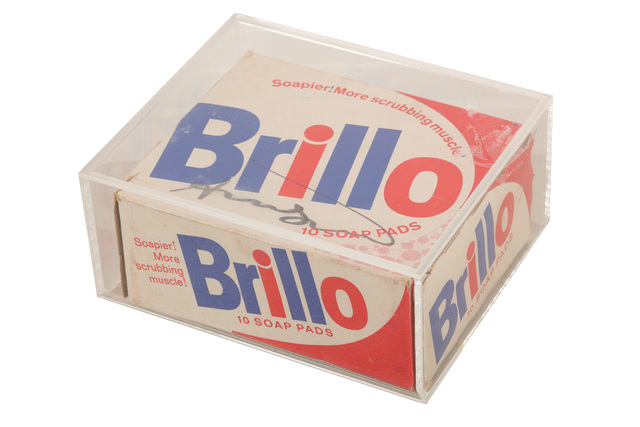Andy Warhol, 'Brillo Box', Chiswick Auctions