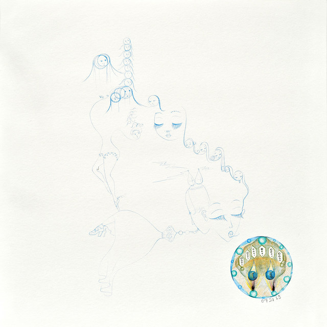 , 'Daily Drawing 072113,' 2013, Ota Fine Arts