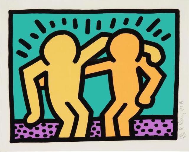 , 'Untitled (from Pop Shop I),' 1987, 2CforArt